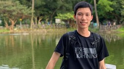 被颱風天改變的人生:他從餐廳移工拼成台大碩士,學成後為何堅持留在台灣?