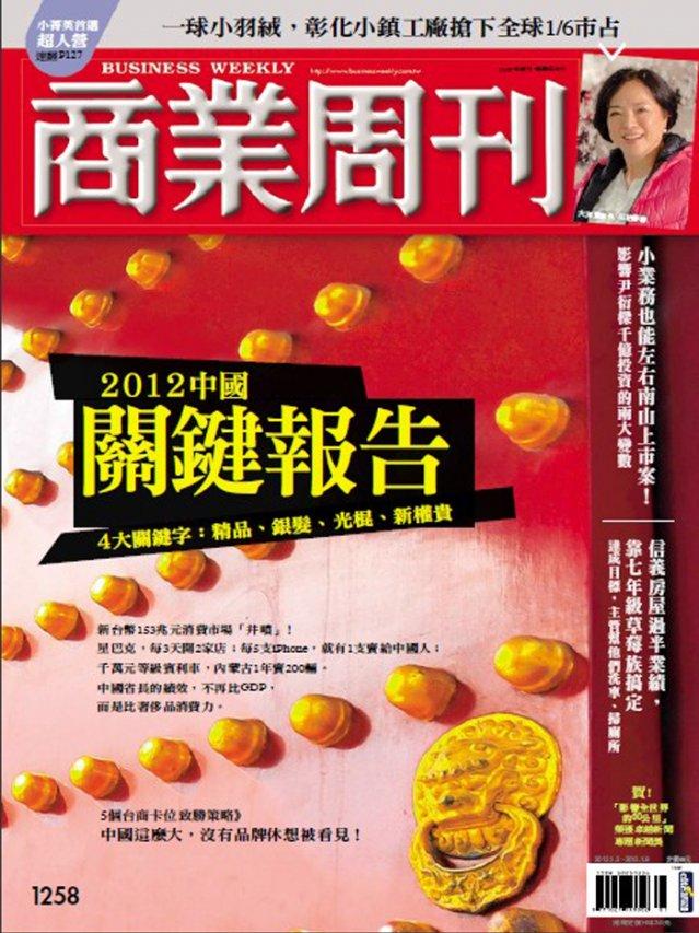 2012中國關鍵報告