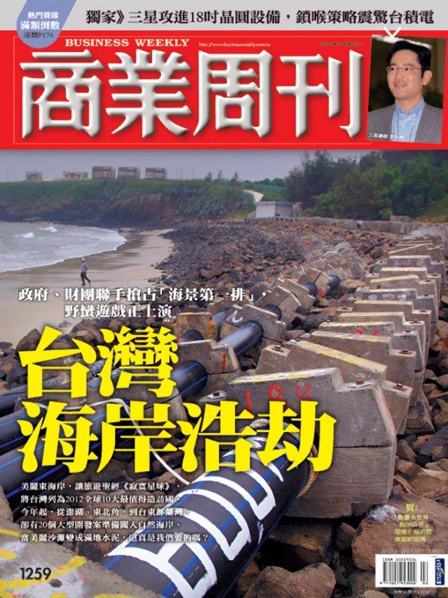 台灣海岸浩劫