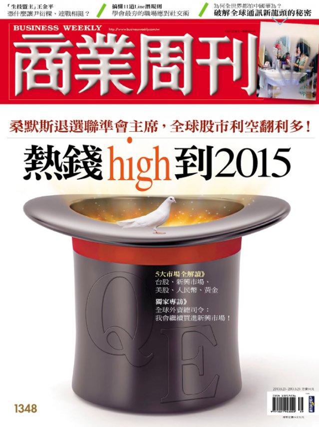 熱錢high到2015
