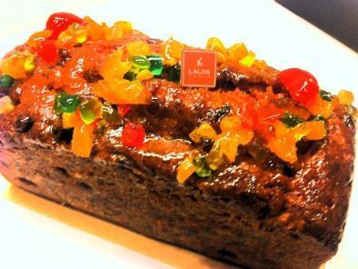 糖漬水果風味蛋糕