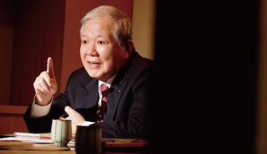 ▲永豐金控董事長 何壽川