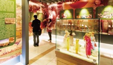 ▲娃娃博物館不只是記錄歷史,也試著重新讓娃娃產業重新在泰山生根。