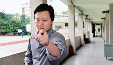 ▲中國三麗鷗總經理鍾子偉