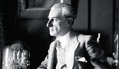 印象派音樂大師拉 威爾(Maurice Ravel)