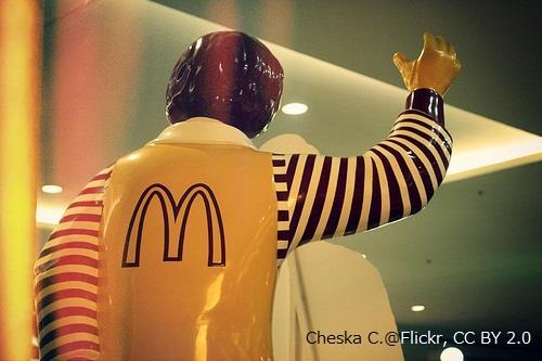 麥當勞為何三度「開飯」?