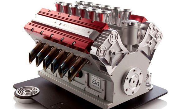 炫!法拉利的V12賽車引擎也可以煮咖啡?