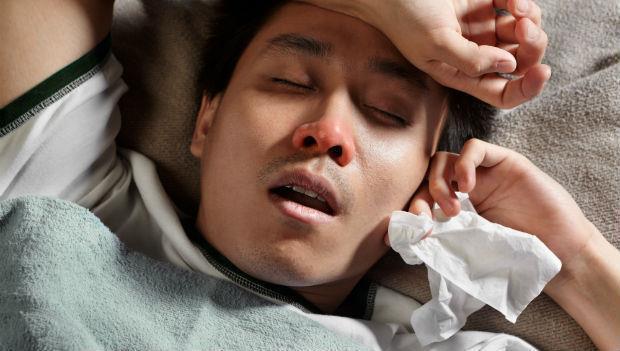 感冒出現這些症狀,代表你是過勞體質