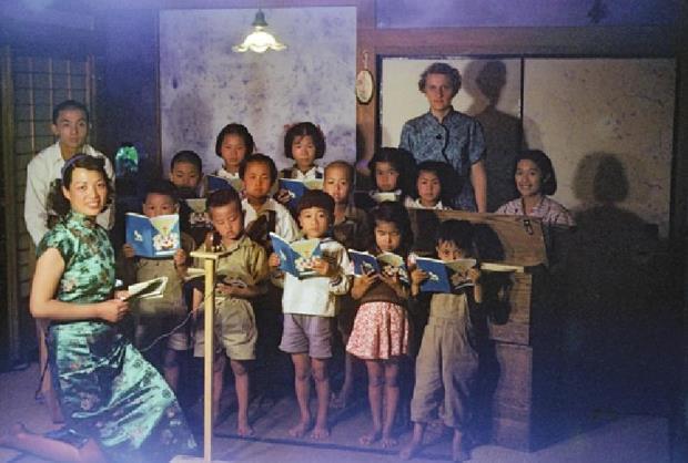 台灣人是從「一支小喇叭」開始學英文