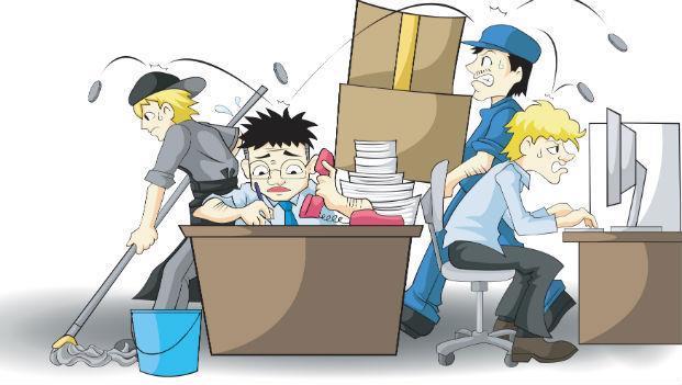 不憂鬱,哪算是工作:你一定要知道的職場成功術