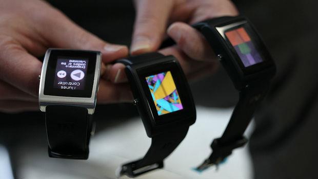 傳統手錶拿來看時間,智慧型手錶拿來做什麼?