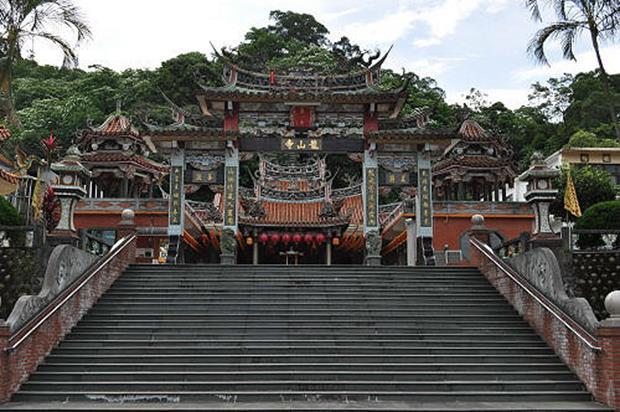 週末小旅行》[桃園大溪].永福龍山寺步道