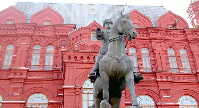 從一部小說 看普丁為何非拿下烏克蘭不可?
