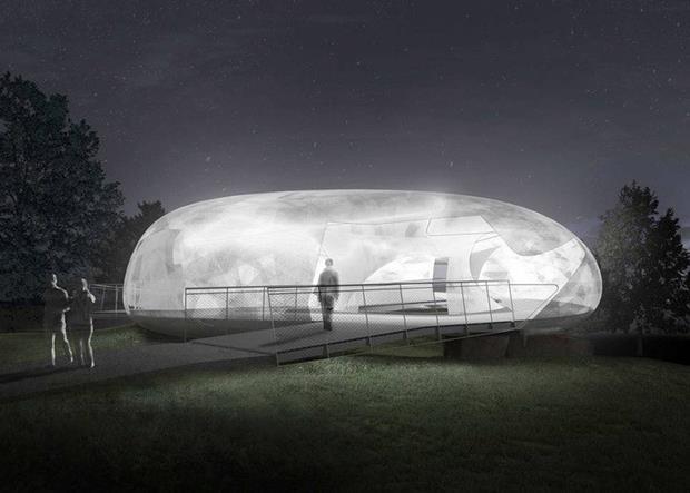 倫敦蛇形藝廊也趕搭星星熱?來自外太空的2014年夏日展館
