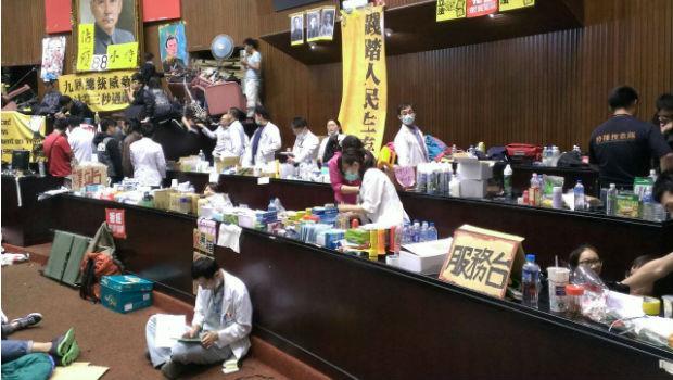 事事靠政府,又喊著要自由,台灣人好任性阿!