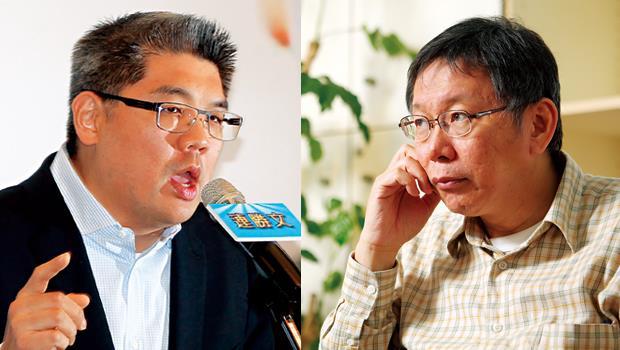 連勝文:我跟柯文哲最大不同是「國際觀」》當市長,有國際觀很重要嗎?