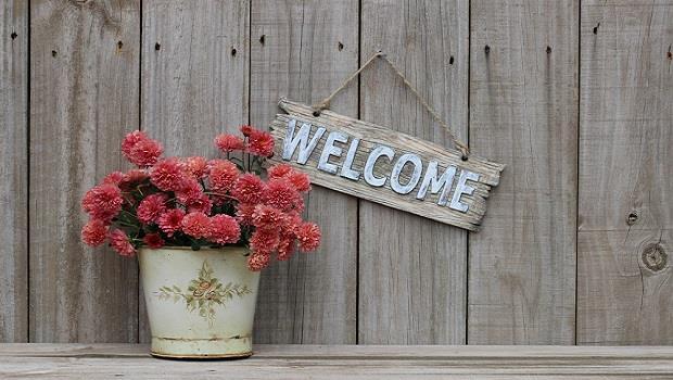 Welcome again! 的意思,你知道嗎?