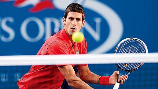 網球球王諾瓦克‧喬科維奇(Novak Djokovic)