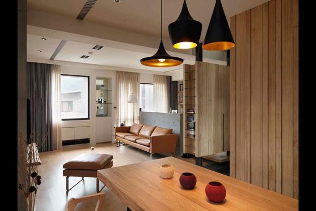別硬把客廳做在進門處!3種格局讓你的客廳用起來更舒服
