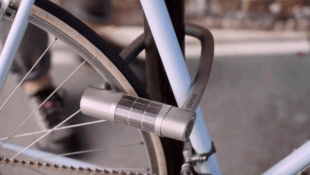 有了這個超聰明的鎖 你的腳踏車就是「U bike」