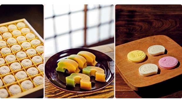 什麼?原來京都和菓子的糖,不只好吃還很健康