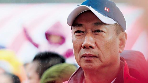鴻海集團總裁 郭台銘