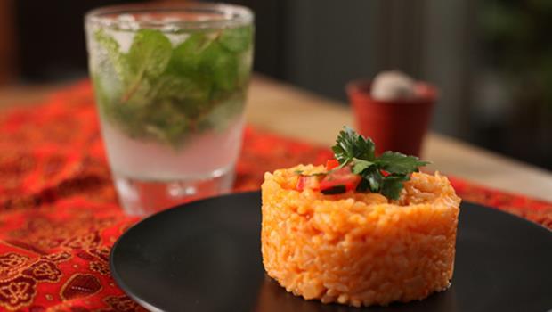 週末輕鬆煮》墨西哥番茄飯(食譜)