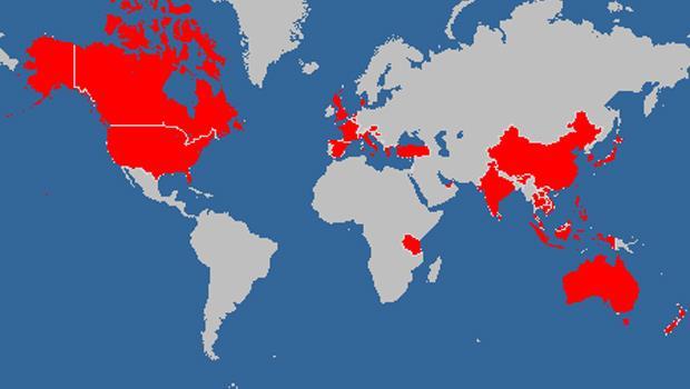 葉怡蘭的食旅生活事》你的世界地圖,長得什麼樣?