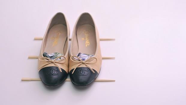 鞋子淋溼免驚!除了報紙還有「竹筷」可以幫上忙