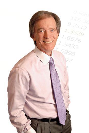 PIMCO創辦人暨投資長 葛洛斯William H. Gross