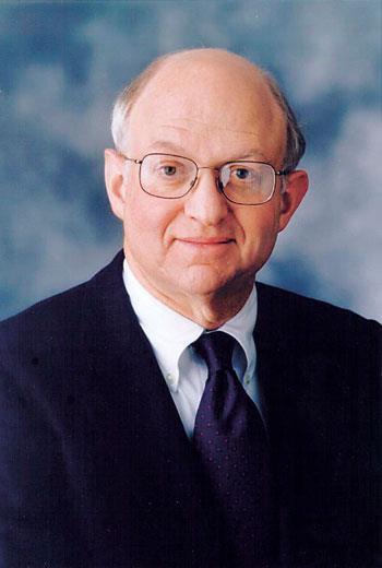 美國前國家經濟研究局局長 費德斯坦(Martin Feldstein)