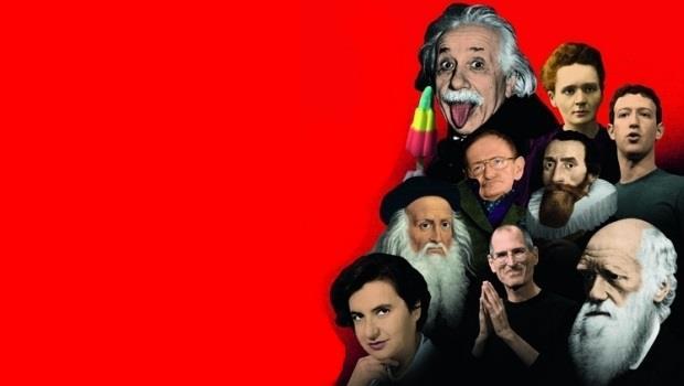 誰是頂尖科學家眼裡,最偉大的天才?