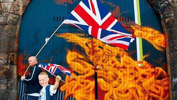 蘇格蘭「獨立公投」,只是不爽英國沒有「拚經濟」