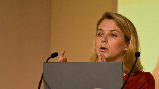 「和聰明的人共事!」 –Yahoo執行長Marissa Mayer的建議