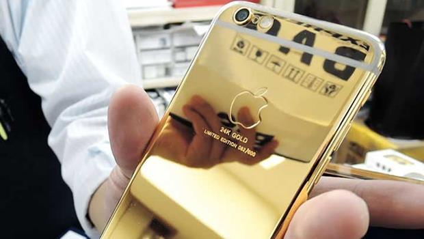 有圖有真相》什麼樣的iPhone 6要價25萬元?答案是…
