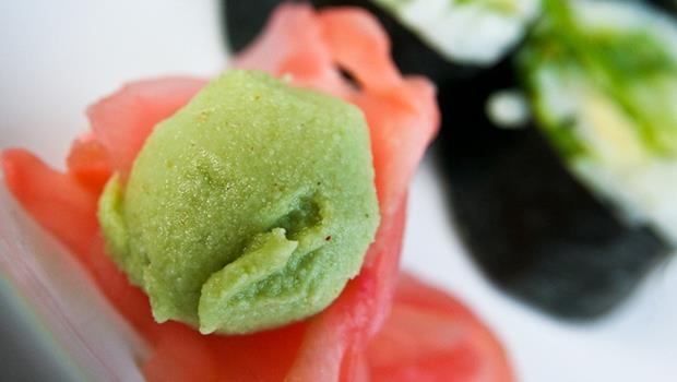 9成都是化學原料調出來,你吃的「哇沙米」可能根本不是真的!