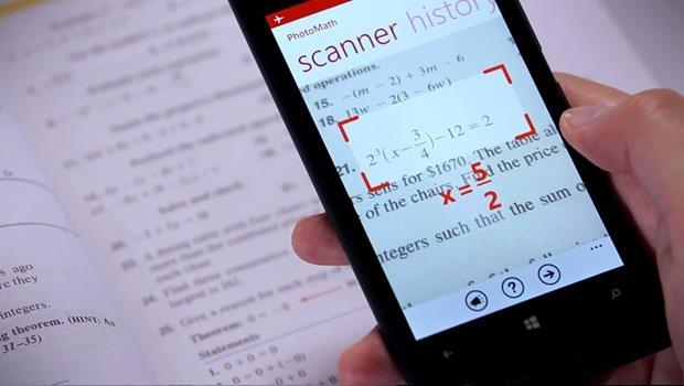 數學成績救星》有了這個App,只要掃描題目答案就出現!
