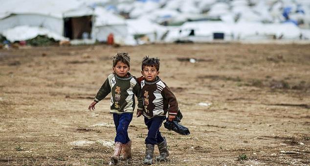 英國前首相:擦乾這兩千萬孩子的眼淚 是我們這一代最重要的使命!
