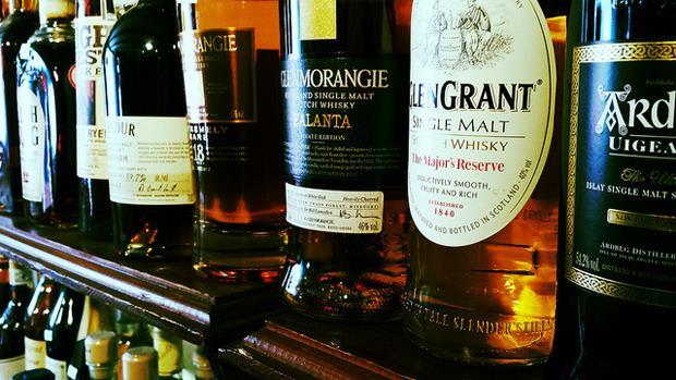 只要看到這兩個字,外行人也能知道威士忌從哪裡來!