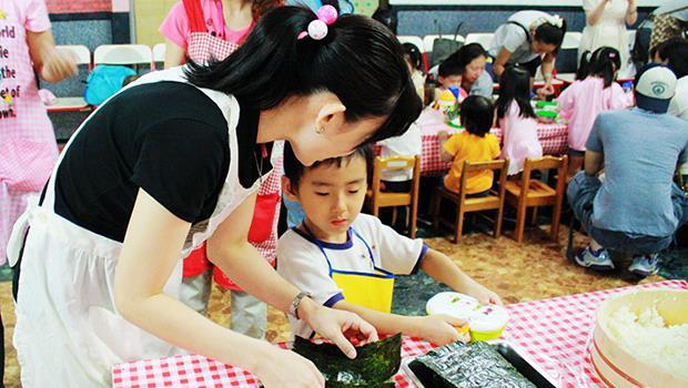 日本「食育」新運動》我的孩子上幼稚園學會的第一句話,竟然是「我開動了!」
