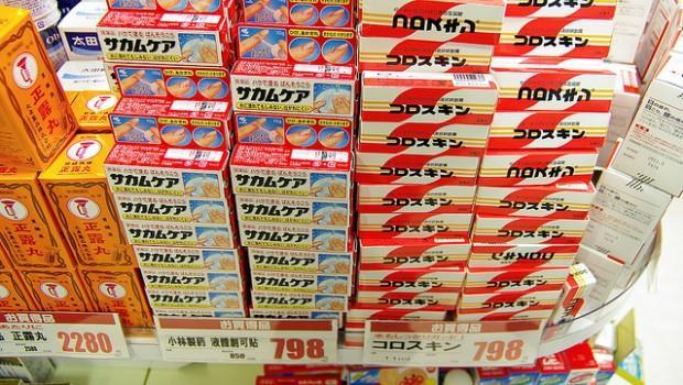 去日本幫朋友買藥妝?政府「神」規定:超過兩盒就有被判刑風險,最高十年!