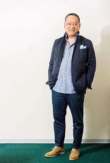 美國中經合集團董事長:劉宇環