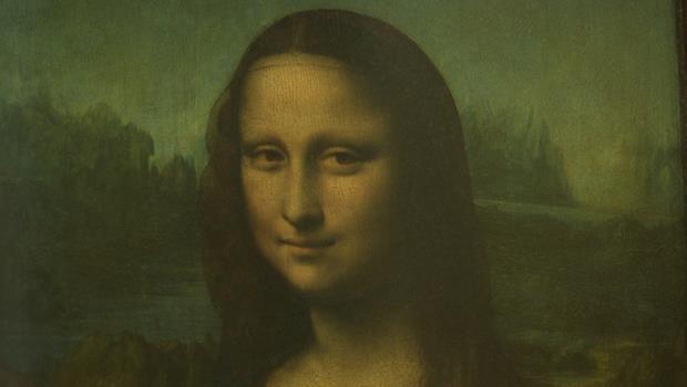 只要有這個「變幻燈」,蒙娜麗莎不只能微笑還可換表情!