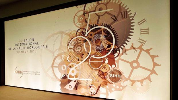 日內瓦表展今年邁入25週年,各品牌皆端出厲害表款共襄盛舉。