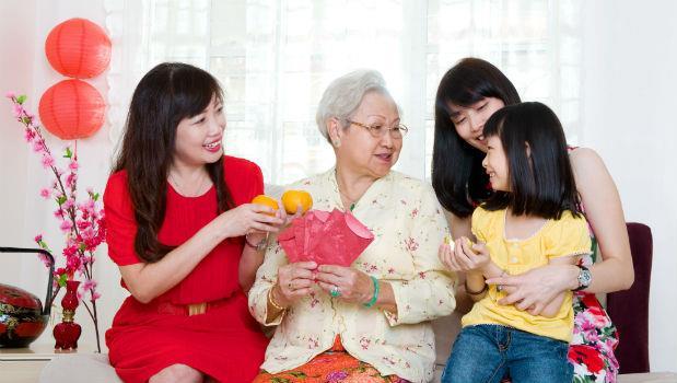 給全天下的老公:讓老婆早點回娘家過年,重溫當「女兒」的感覺吧
