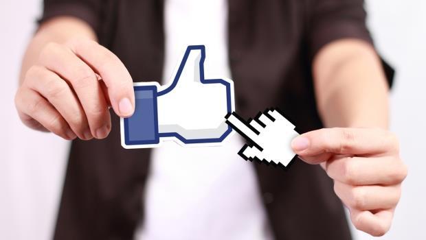 FB臉書按讚