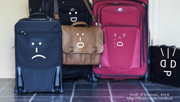 出國搭廉航,行李超重怎麼辦?不用慌,快記住這幾句英文!