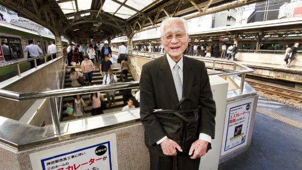 做個一直被需要的人:我102歲,還天天花2小時通勤上下班, 為什麼卻非常快樂?