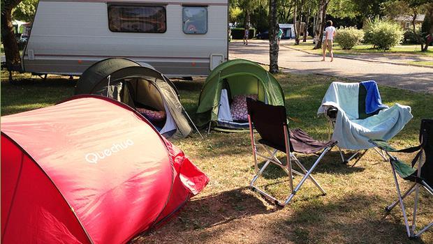 不必往山上跑!露營達人:準備好這幾樣東西,夏天在平地露營也能超涼爽