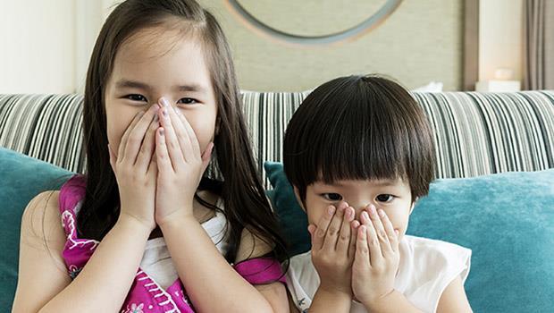 「大人說話,小孩別插嘴!」沒說出口的是:你怎麼想不重要,乖乖聽話才是好孩子